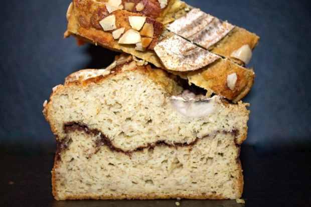 BANANA BREAD SANS LACTOSE À LA CANNELLE