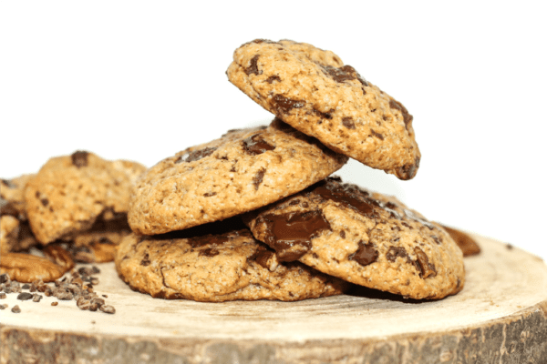 Maxi cookie vegan