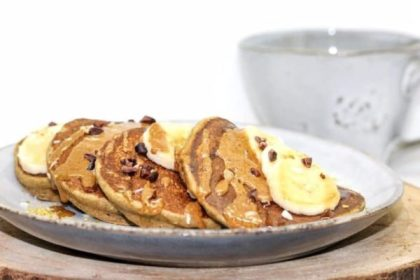 pancakes sucrés vegan