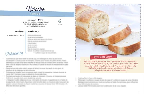 recette brioche ebook sans gluten