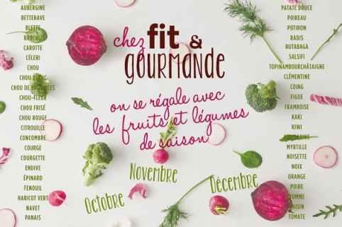 fruits et legumes de saison fit octobre novembre decembre