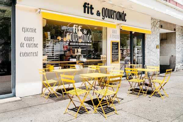 Terrasse Fit et Gourmande