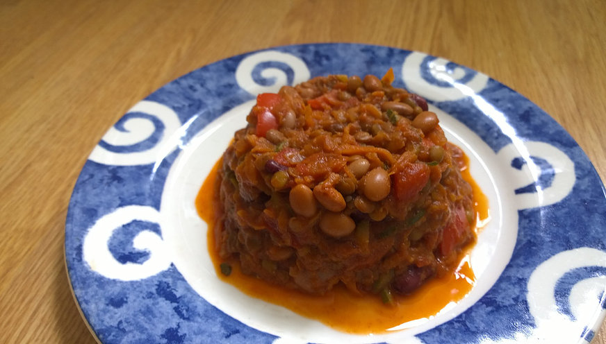 Great Veggie Chilli