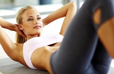эффективные упражнения для похудения рук и плеч