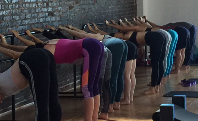 Fit and Bendy Workshops Women Flexibility Classes Studio Dance Yoga