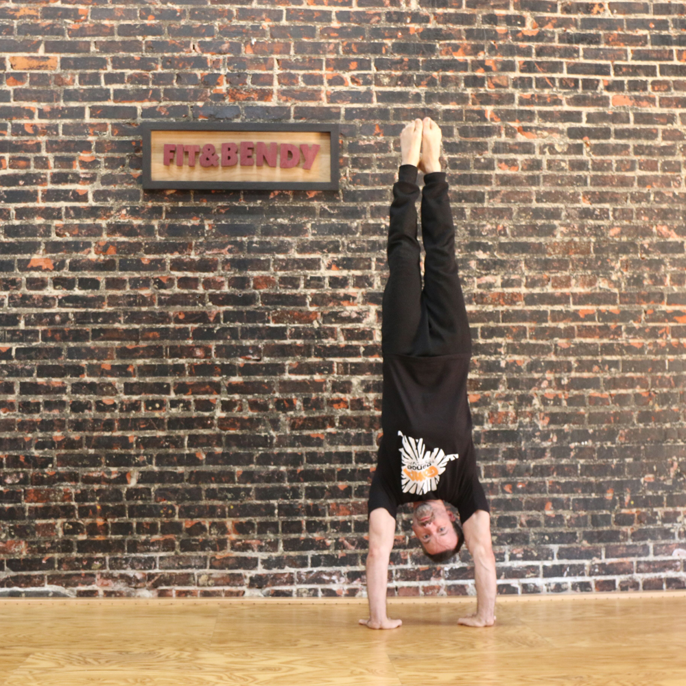Beginner Handstands Workshop Fit and Bendy Kujo Lyons Square