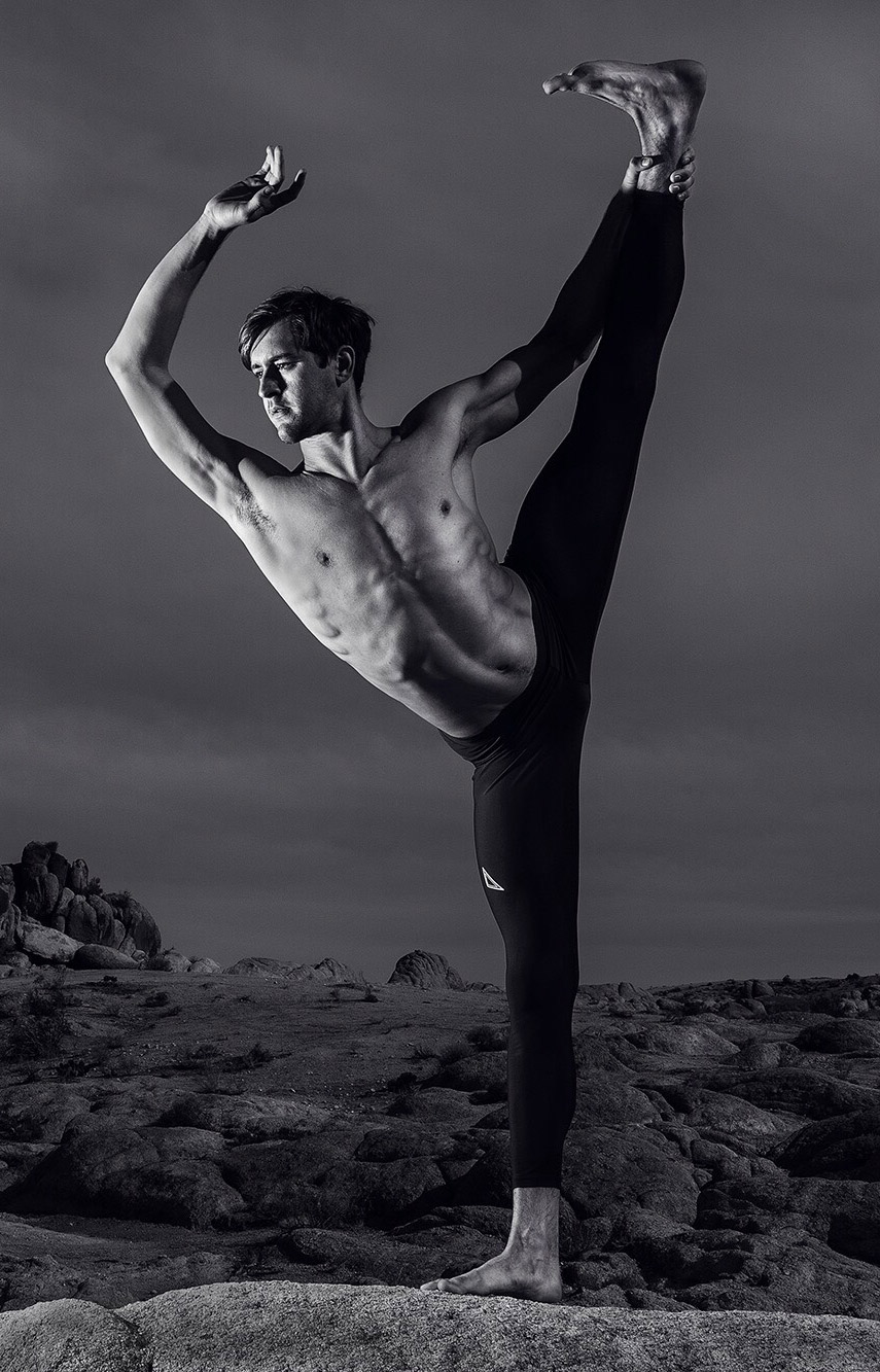 Micah Walters Fit & Bendy Instructor