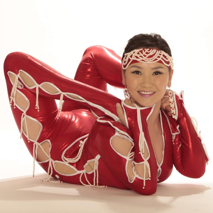 Mongolian Contortion Flexibility Fitness