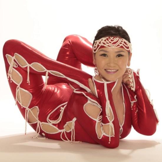 Mongolian Contortion Flexibility Fitness