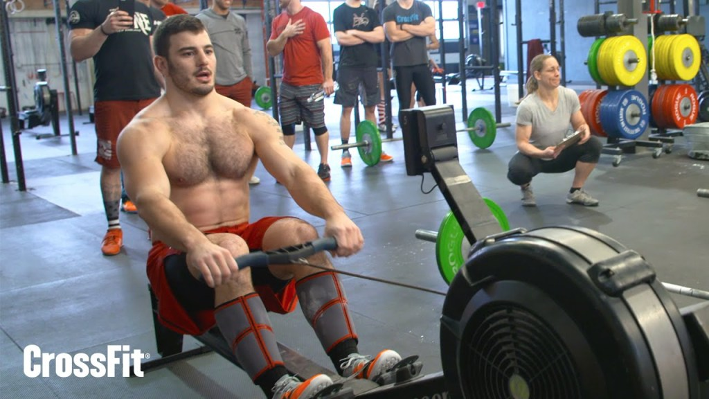 Mat Fraser and Alex Anderson Do 15.5
