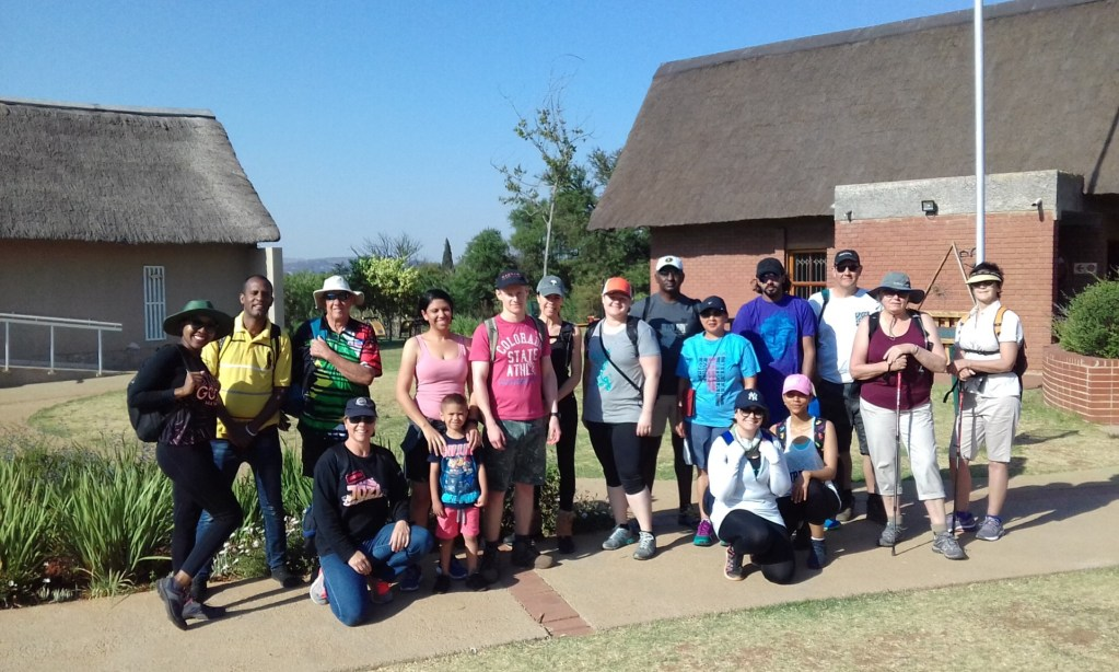 Sunday Morning Hike Klipriviersberg Johannesburg – 6 October 2019
