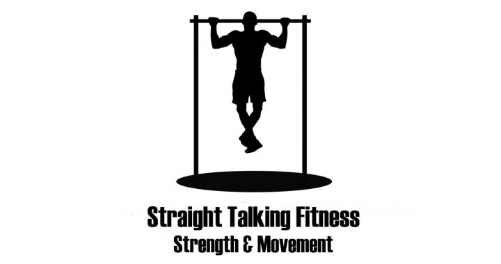 Straight Talking Fitness - Logo