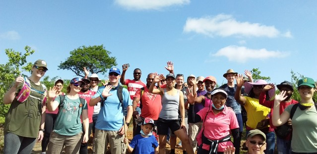 Sunday Morning Hike and Walk Klipriviersberg Johannesburg – 6 Dec 2020