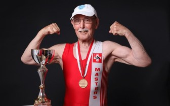 Charles Eugster, The Healthiest Old Person on the Planet Explains How to Stay in Shape