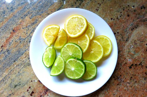 infused water recipe
