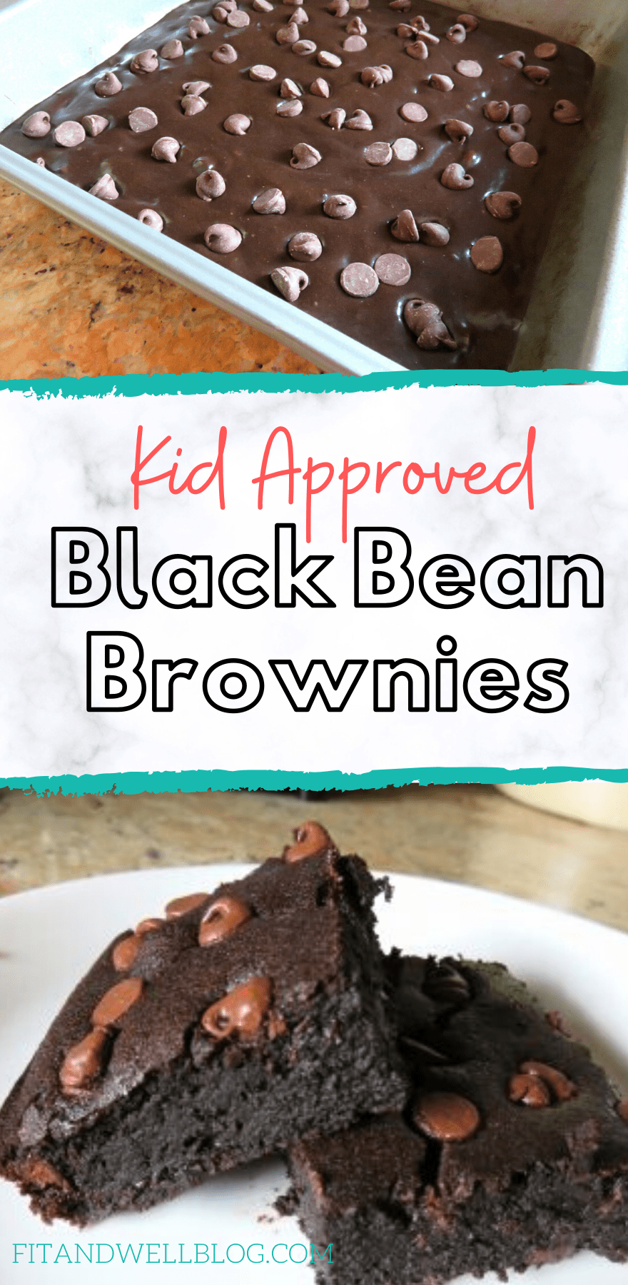 healthy and delicious kid approved black bean brownies