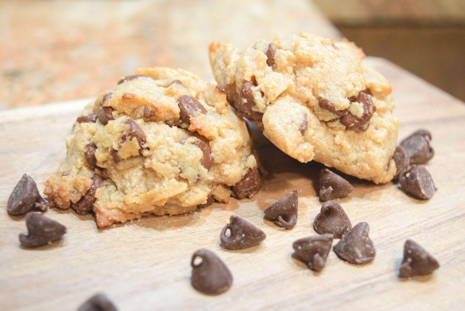 healthy clean eating cookies