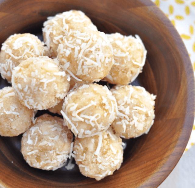 coconut bites get creative juice