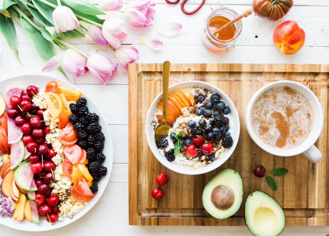 healthy mother's day brunch recipes