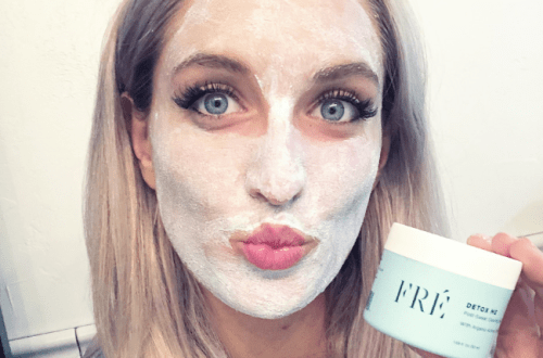 my post workout skincare routine