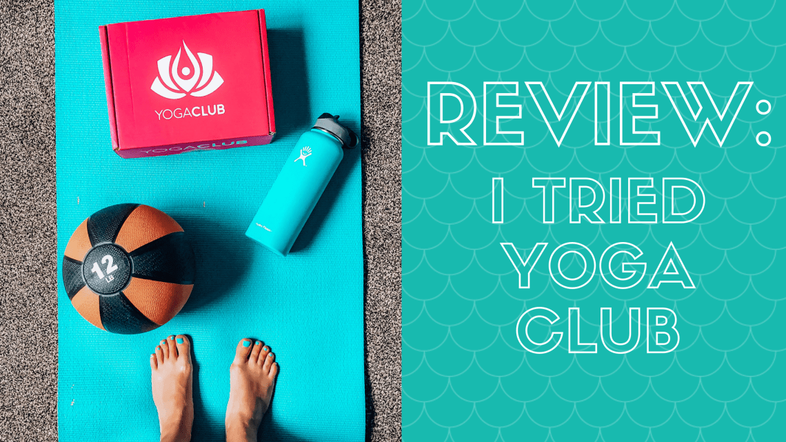 yogaclub workout clothes review