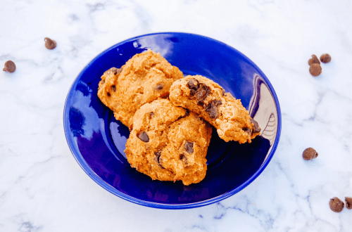 healthy pumpkin cookies recipe