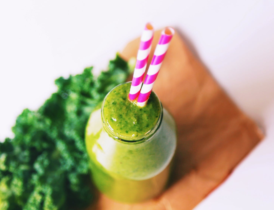 healthy recipes green smoothie