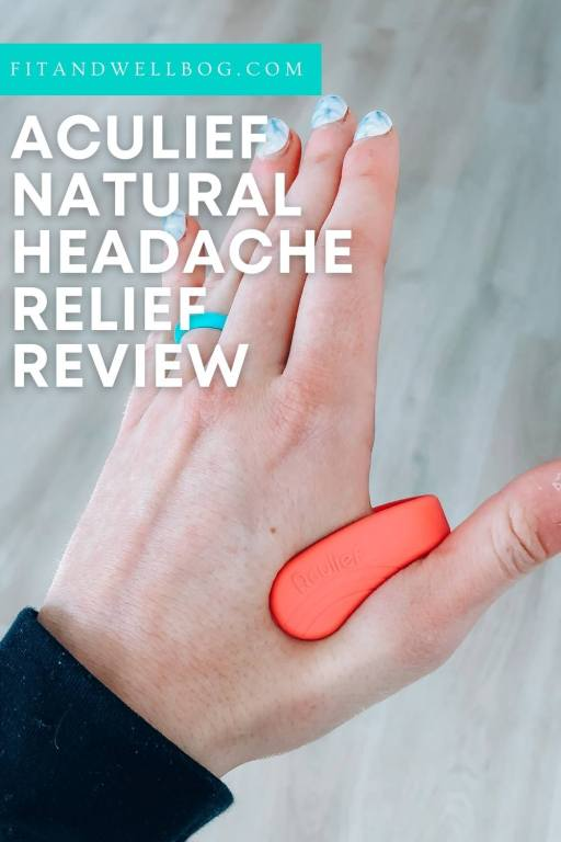 Aculief Review: Natural Headache Relief