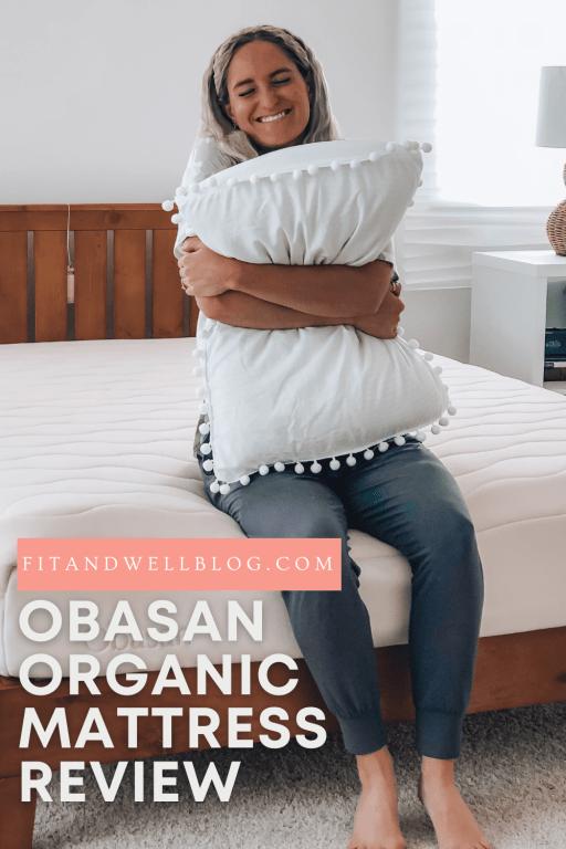 Obasan Organic Mattress Review- Fit & Well