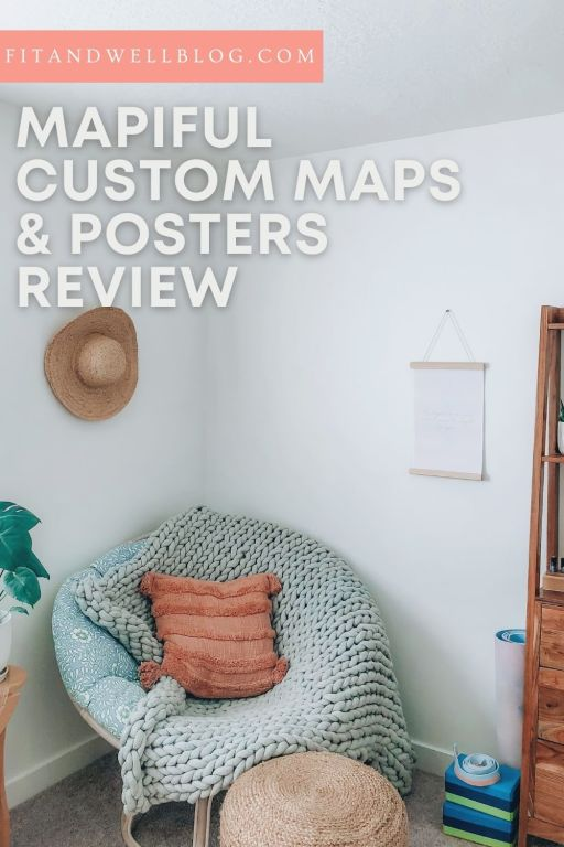 Mapiful Review: Custom Maps & Posters