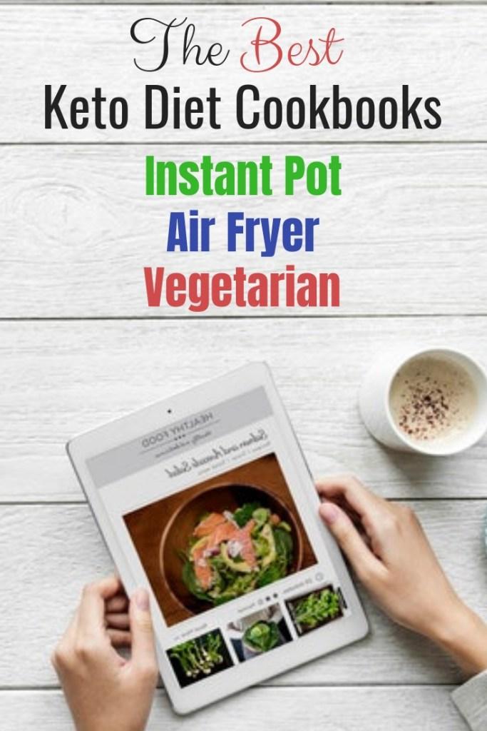 Best Keto Diet Recipe Cookbooks