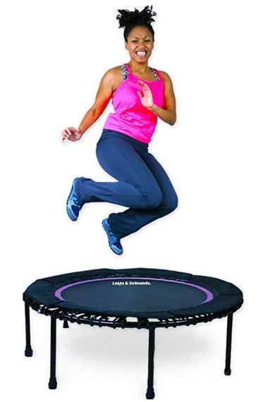 fitness rebounder for her