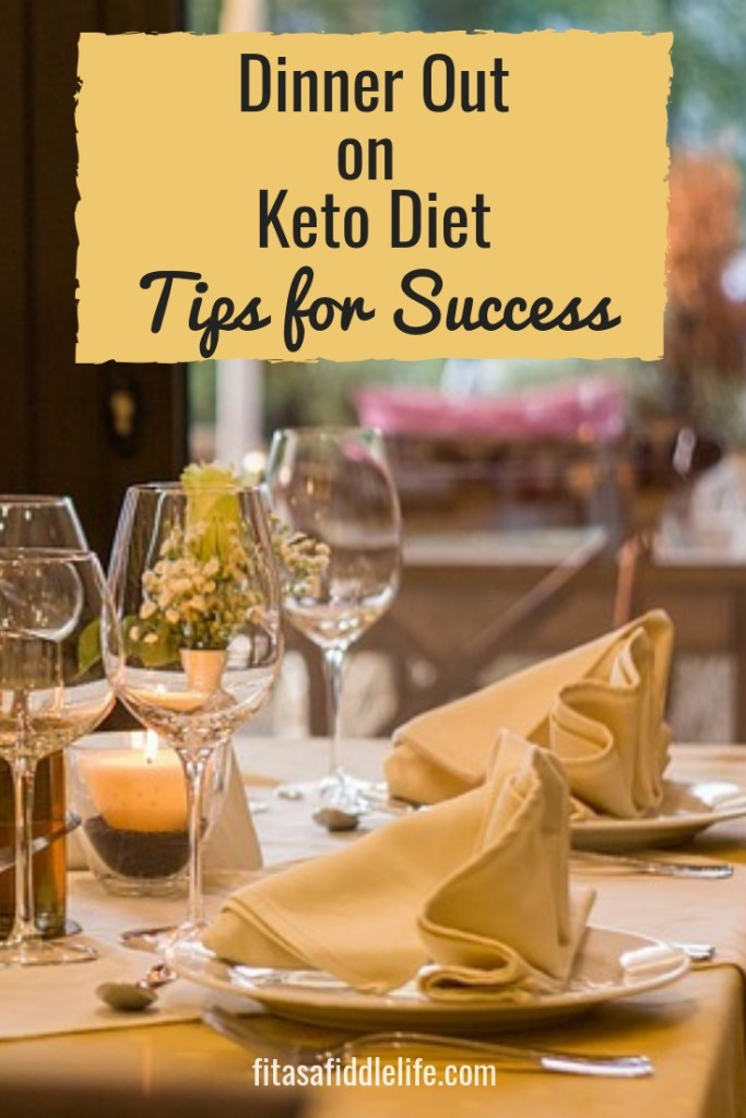 eating out on keto diet