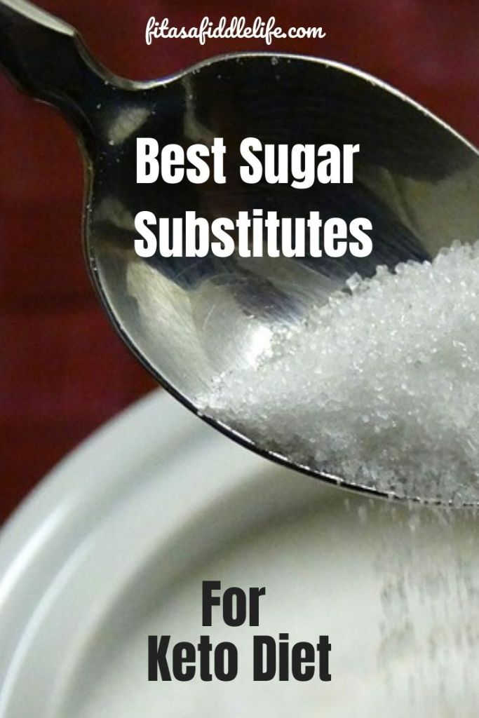 Learn about sugar substitutes including best for keto, types, glycemic index,  blends, and those to avoid.