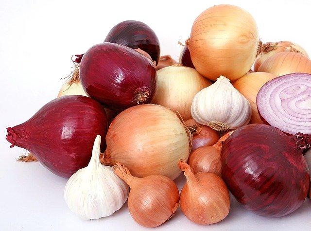 onion varieties add flavor to meals