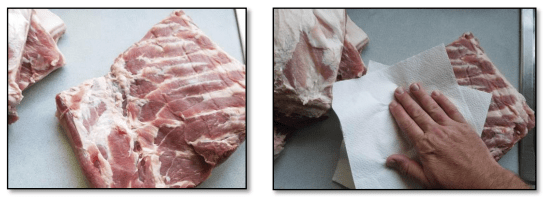 BACON – Hand marinated & smoked!, Fit Average Jo