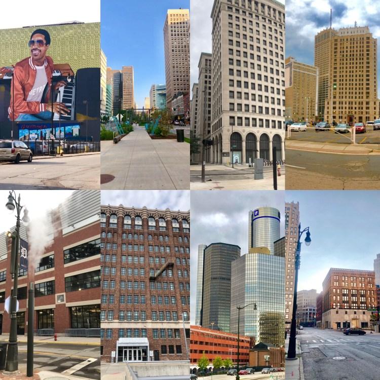 , Detroit, Michigan, Fit Average Jo