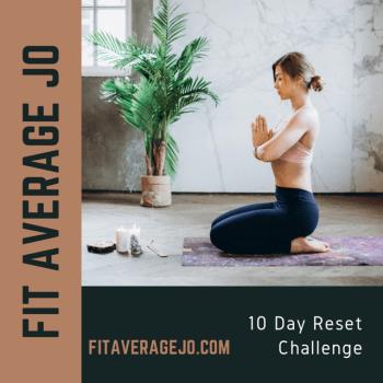 10 day reset challenge