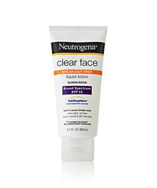 Clear Face