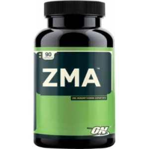 ON (Optimum Nutrition) ZMA, 90 Capsules -0