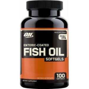 ON (Optimum Nutrition) Fish Oil, 200 softgels -0