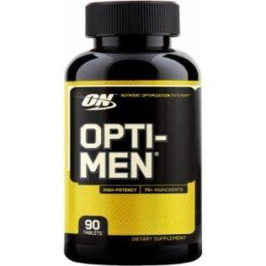 ON (Optimum Nutrition) Opti-Men, 90 tablets -0