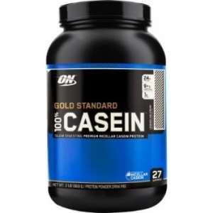 ON (Optimum Nutrition) Gold Standard 100% Casein, 2lbs. -0