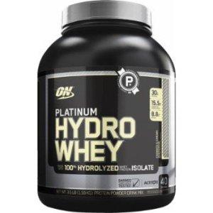ON (Optimum Nutrition) Platinum Hydro Whey, 3.5lbs-0