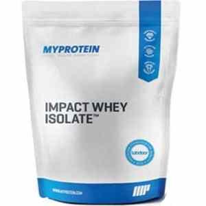 MyProtein Impact Whey Protein Isolate, 2.5Kgs -0