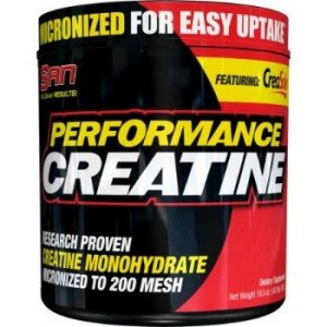 SAN Performance Creatine, Unflavoured 300Gms-0