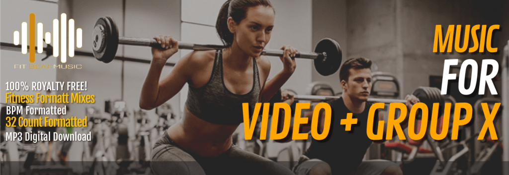 ROYALTY FREE MUSIC FOR WORKOUT VIDEOS - FIT BEAT MUSIC