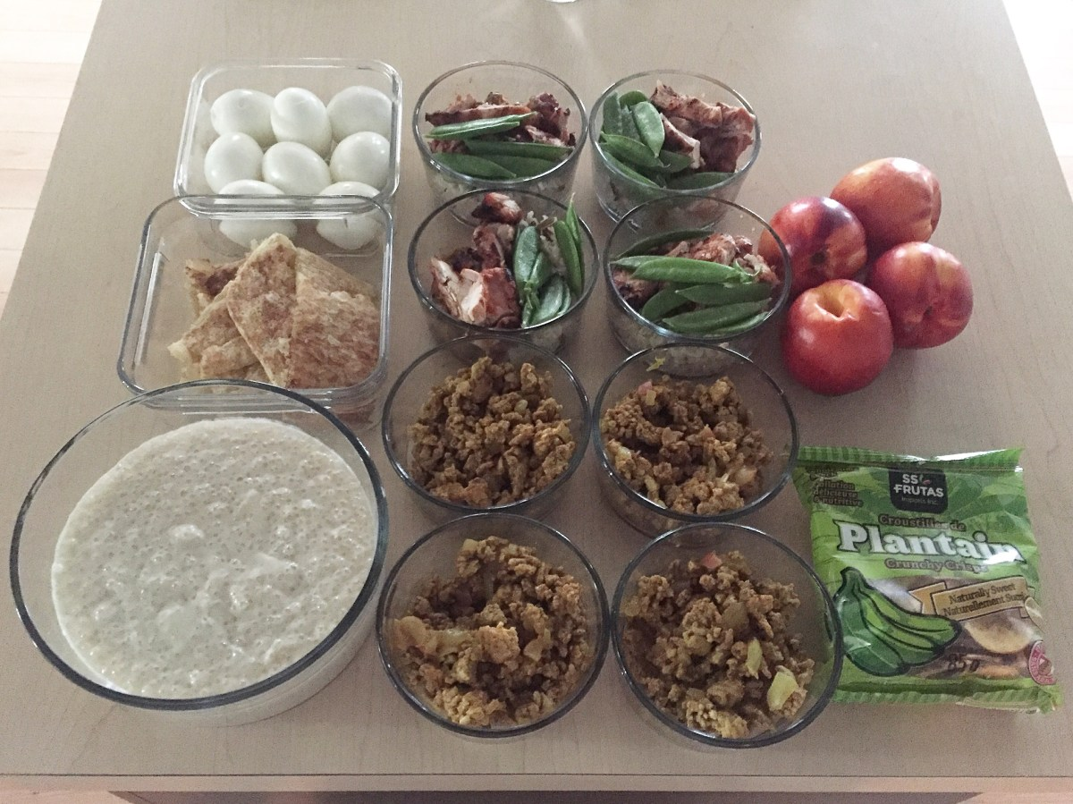 Meal Prep July 10th 2016