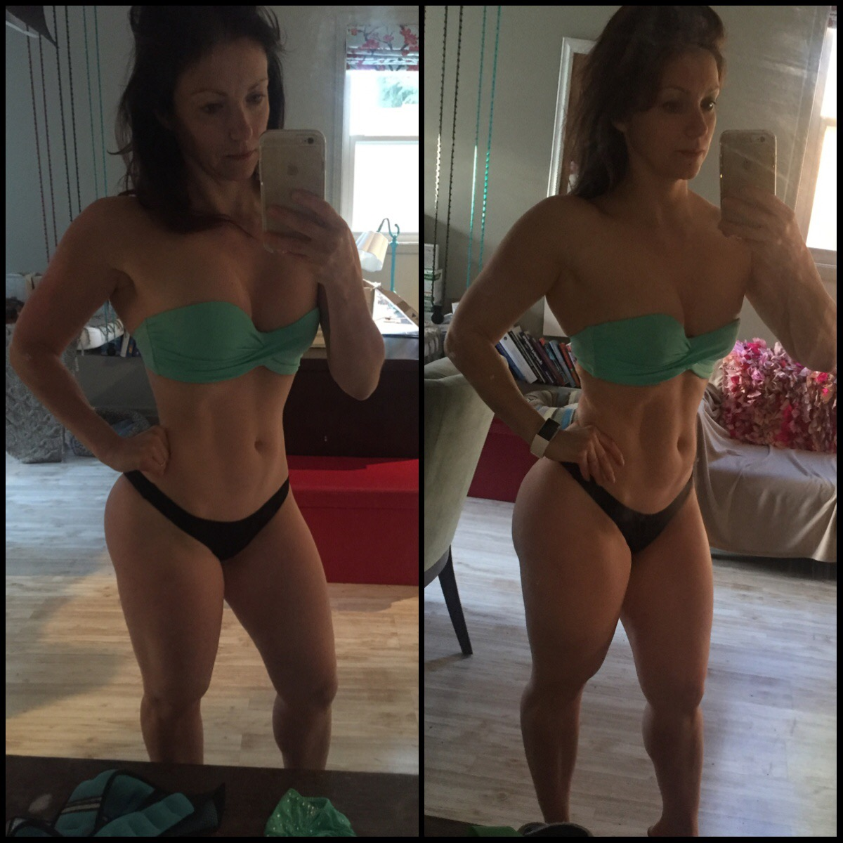 Reverse Dieting - My Results 2015-2016