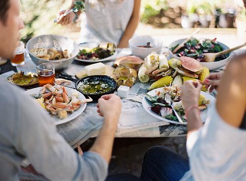 eten-vrienden-familie-afvallen